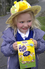 Easter Bonnet for 4-5 year olds