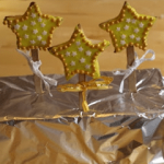 fairy wand biscuits