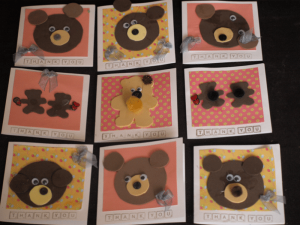handmade cards for toddlers