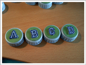 bottle top ABC