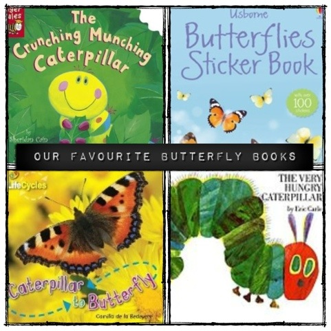 books about butterflies for children