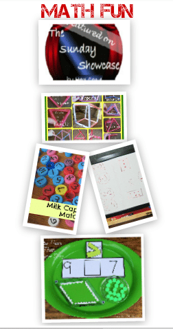 Sunday Showcase – Maths Fun