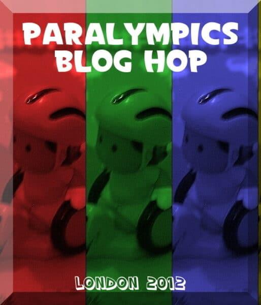 Paralympics Blog Hop