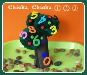 Chicka chicka trees