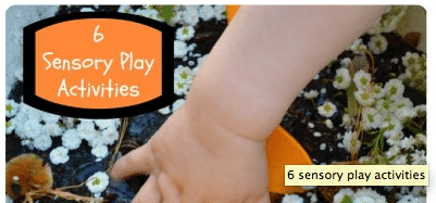 The Sunday Showcase – Sensory Play