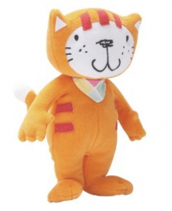 Poppy Cat plush