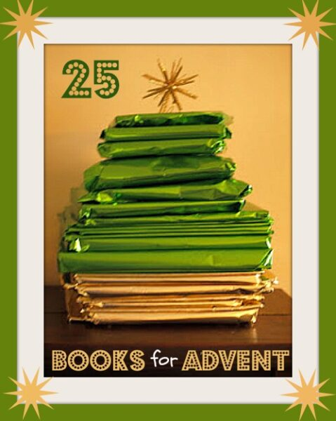 25 Children's Books for advent