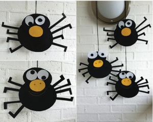 Spider silliness