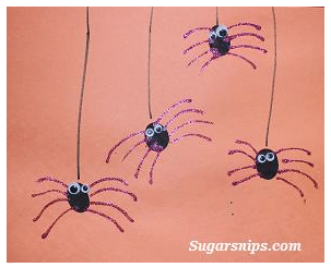 Finger Print Spiders