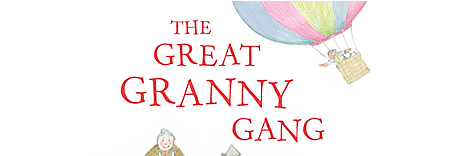 The Great Granny Gang by Judith Kerr – Review