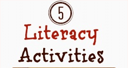 The Sunday Showcase – Literacy Ideas