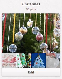Christmas Pinterest