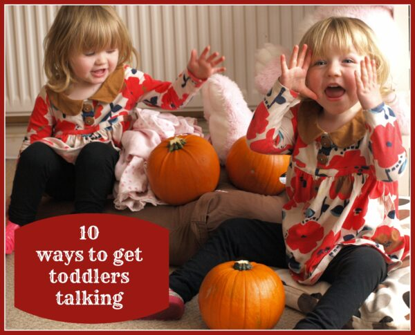 how to get toddler to talk