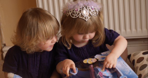 Cinderella Jewellery Box