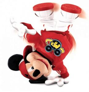 Master Moves Mickey