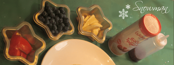 Snowman Pancakes Recipe