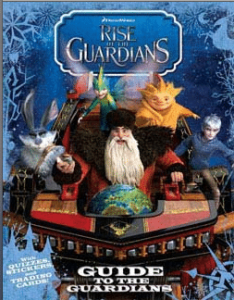 Rise of the Guardians - Guide to The Guardians