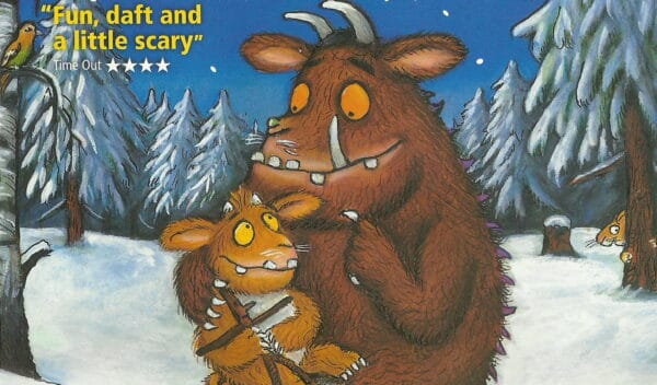 The Gruffalo's Child – Theatre Review