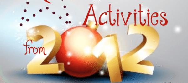 Best Kids Activities Post of 2012