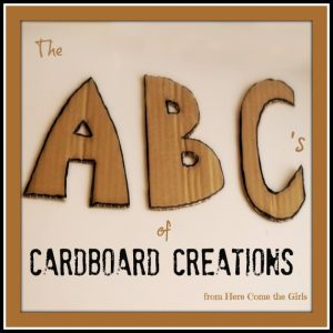 What to make with cardboard