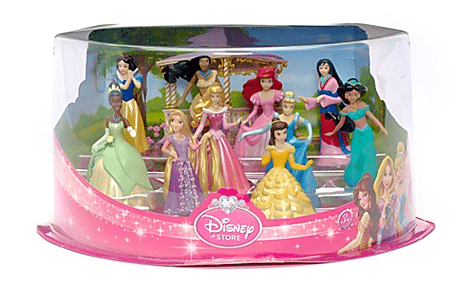 Disney Princess Deluxe Figure Playset – Review