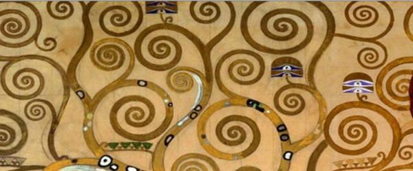 Kids Art – Klimt – The Tree of Life