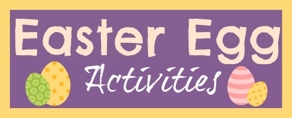 Sunday Showcase: Egg Activities