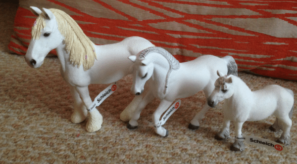 Schleich horses – Review
