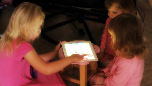 Tips for Toddlers With Tablets
