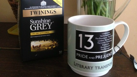Twinings Literary Gift Set Review