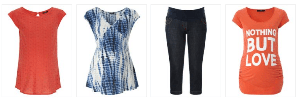 Save your Cash: Creating a Capsule Maternity Wardrobe