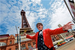 Win a Family ticket to Blackpool Tower