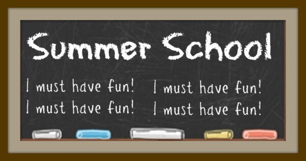 The Sunday Showcase: Summer School
