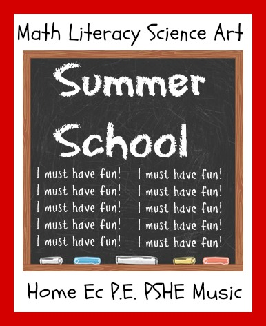 The Sunday Showcase Summer School