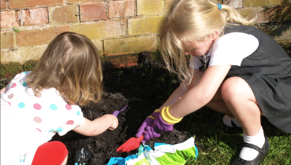 Green finger fun: how to get kids involved in the garden