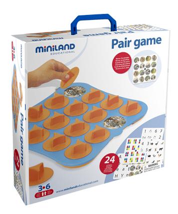 Miniland pairs game