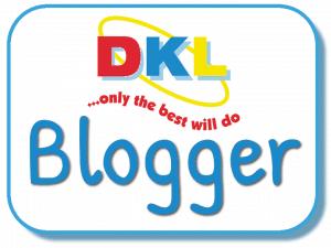DKL Blogger Badge