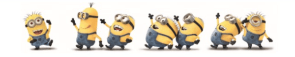 Despicable Me books – Review and Giveaway