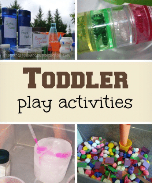 Toddler Play: The Sunday Showcase