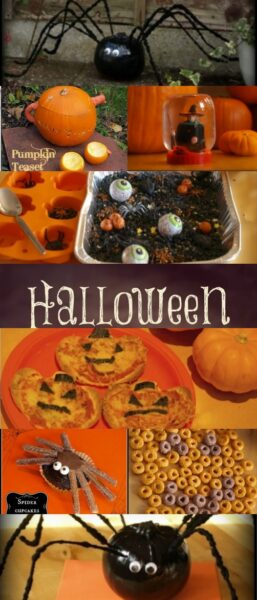 Wow this is great - a bumper round up of activities and treast for kids just in time for Halloween! Love!