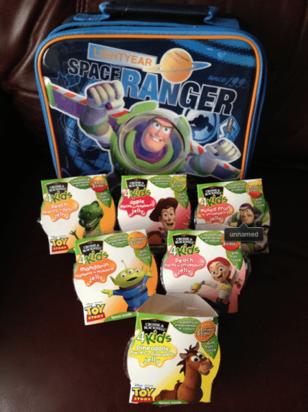 Crosse & Blackwell 4Kids fruit pots‏ – Review