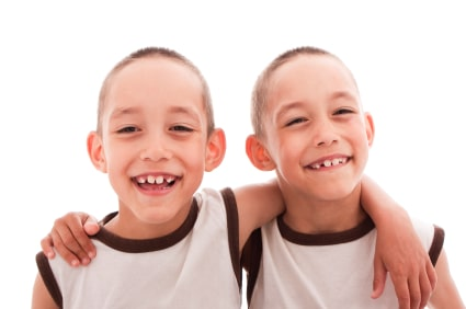 twins isolated