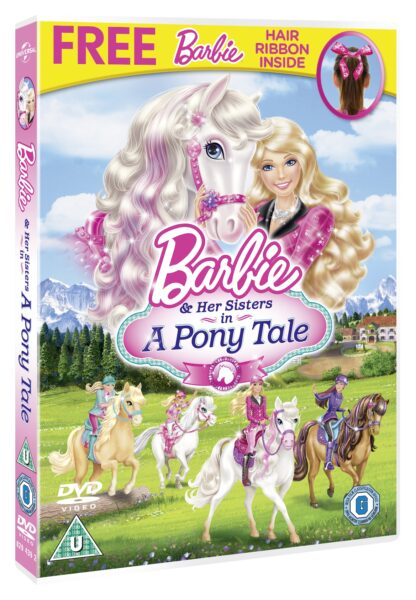 Barbie™ & Her Sisters in A Pony Tale – DVD Review
