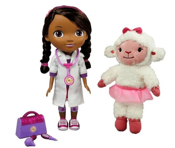 Doc Mcstuffins doll