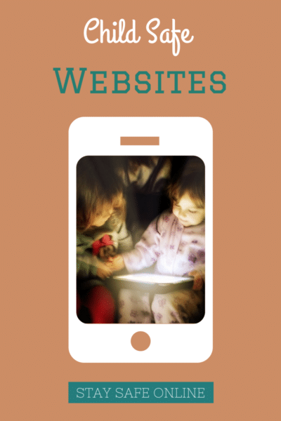 Child safe websites