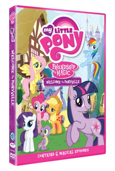 My Little Pony: Welcome to Ponyville DVD Review