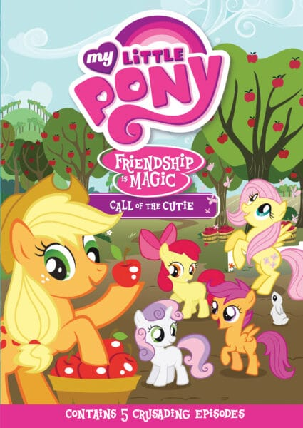 My Little Pony Call of The Cutie DVD Review