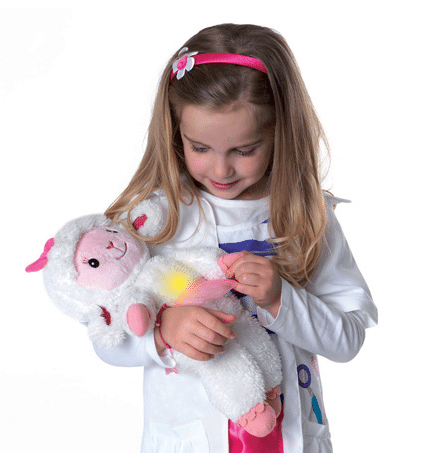 Doc McStuffins Make Me Better Lambie
