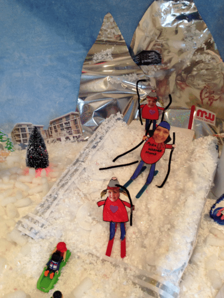 Winter Olympics Small World
