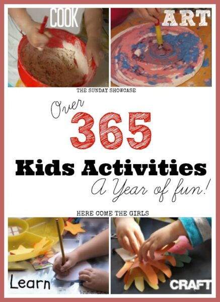 365 Fun Activities for Kids